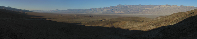 Panamint Valley Panorama